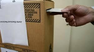 Votos, sorpresas y reconfiguraciones