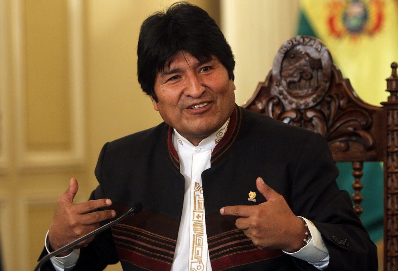 Evo Morales prepara el terreno para un cuarto mandato