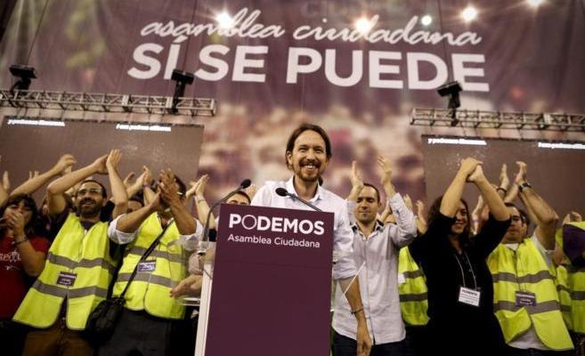Podemos: anatomía del entusiasmo en España (por Alfredo Serrano Mancilla)