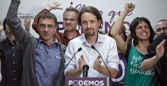 Podemos contra la economía del fraude (por Alfredo Serrano Mancilla)