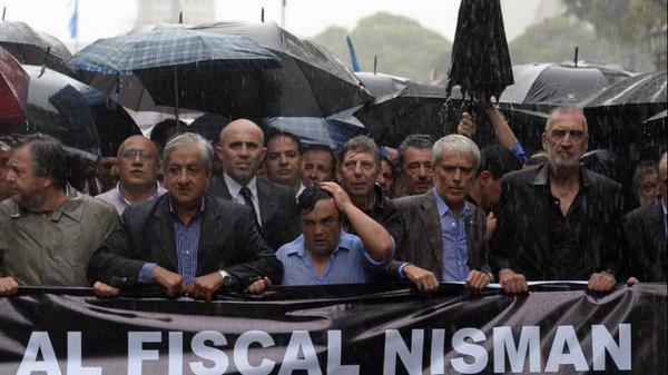 18F: el silencio versus la política en Argentina