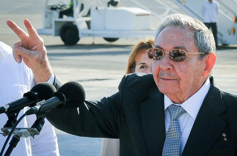 Cuba-EEUU: Raúl Castro anunció que a fines de mayo podría designar embajador en EEUU
