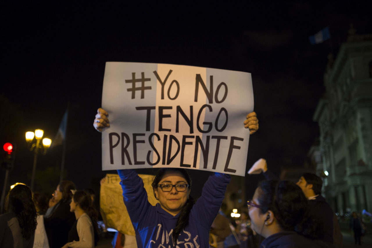 Otto Pérez Molina ¿Crónica de una caída anunciada? (por Mariela Pinza)