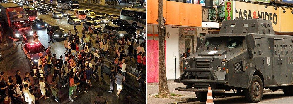 """El """"arrastão"""" en la élite: corrupción y saqueos en Brasil (Por Camila Vollenweider)"""