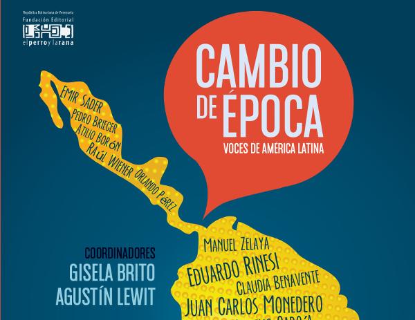 Cambio de época. Voces de América Latina
