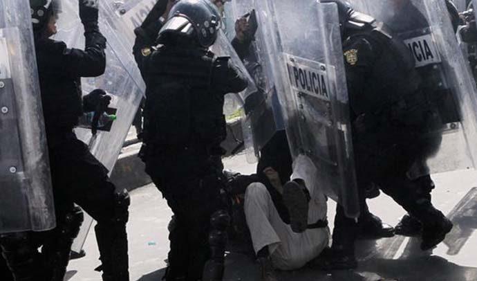 Represión e impunidad en México: la matanza de Nochixtlán