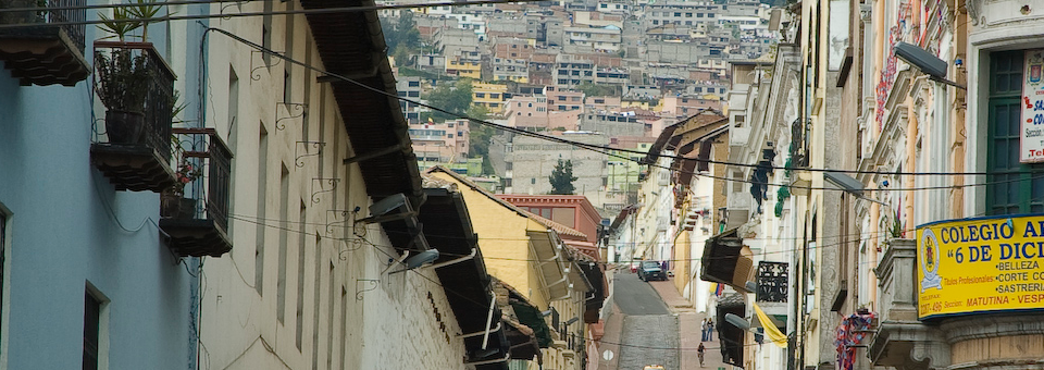 ¡No lo duden, la pobreza en Ecuador se reduce y la riqueza se redistribuye!