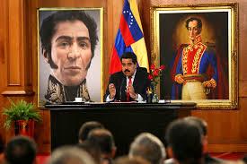 Del Golpe de Timón al Sacudón venezolano