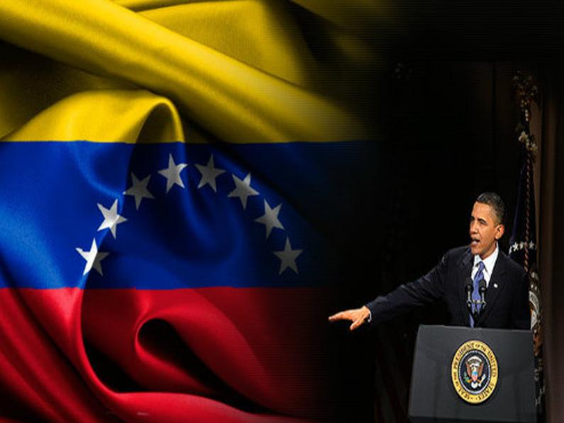 Estados Unidos amenaza a la seguridad nacional en Venezuela