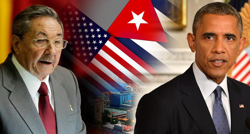 El deshielo: Cuba- EEUU