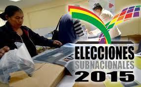 Balance de las elecciones subnacionales en Bolivia