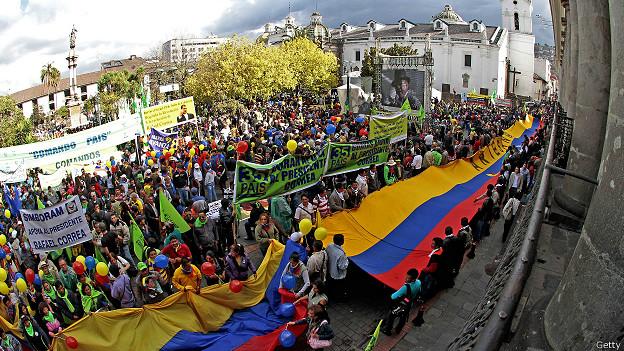 Ecuador: la pugna entre la salida y la no-salida