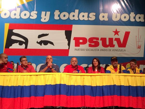 Primarias del PSUV en Venezuela: el poder del Poder Popular