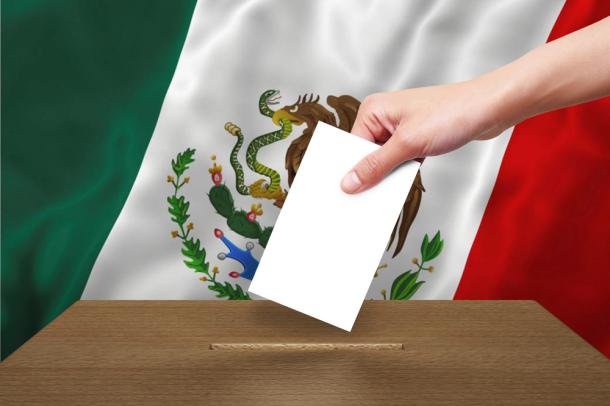 Unas elecciones, dos Méxicos