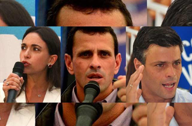 ¿Unidad? Los derroteros de la derecha venezolana