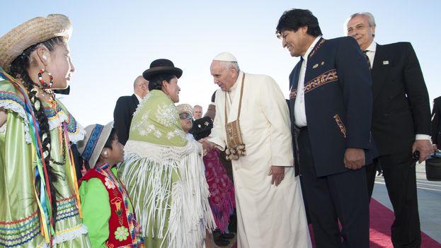 El Papa y el nuevo consenso económico en América Latina