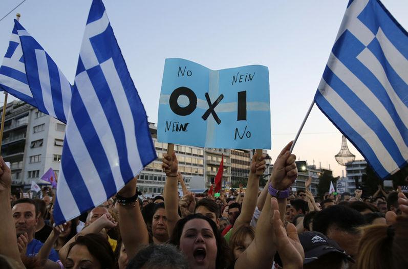 Grecia y el cambio de época