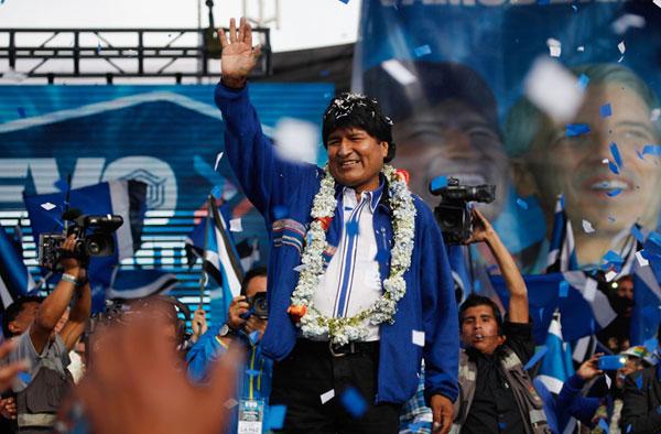 Evo Morales y la reelección en Bolivia