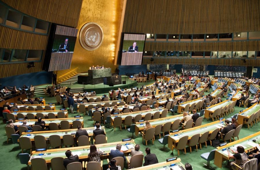 Argentina, la ONU y un día crucial contra los buitres