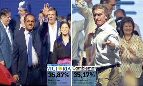 Game over. Balotaje en Argentina