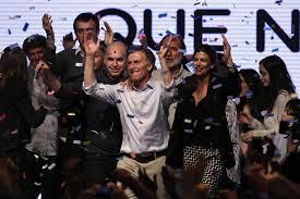 Apuntes sobre Mauricio Macri y el ¿huracán amarillo? en Argentina