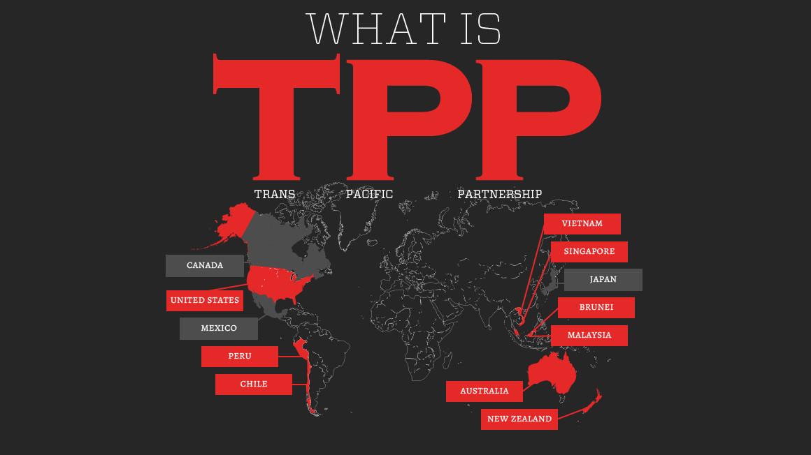 Ajedrez y reequilibrio de fuerzas: la firma del TTP