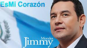 El triunfo de Jimmy Morales en Guatemala