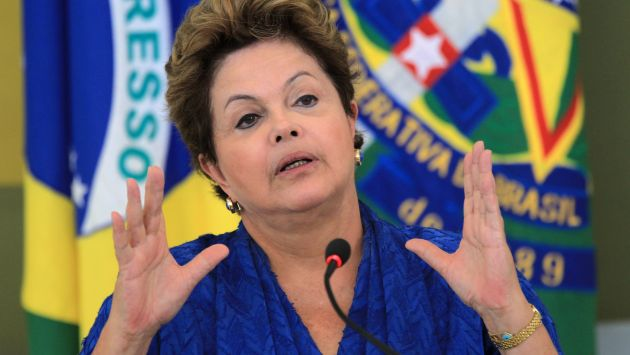 Nuevo ataque contra Dilma