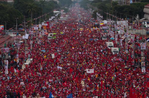 Venezuela, desde hace años, grita libertad