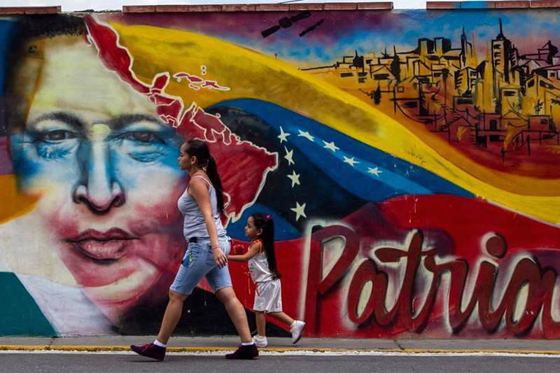 """Venezuela: un país forzado a dar un """"cambio"""" que no quiere"""
