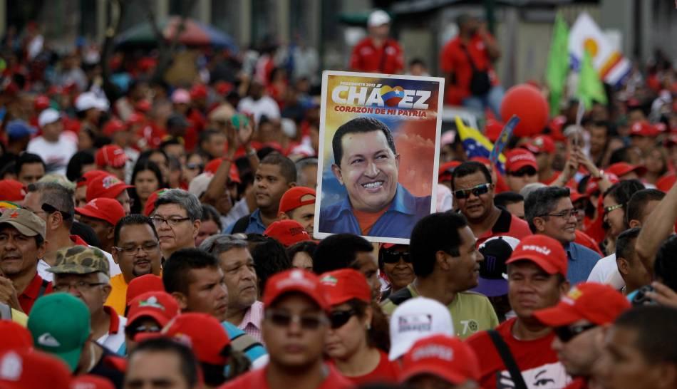Más chavismo