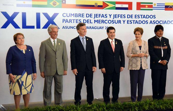 Cumbre de presidentes del Mercosur: Macri, Venezuela y la batalla por la integración para los pueblos