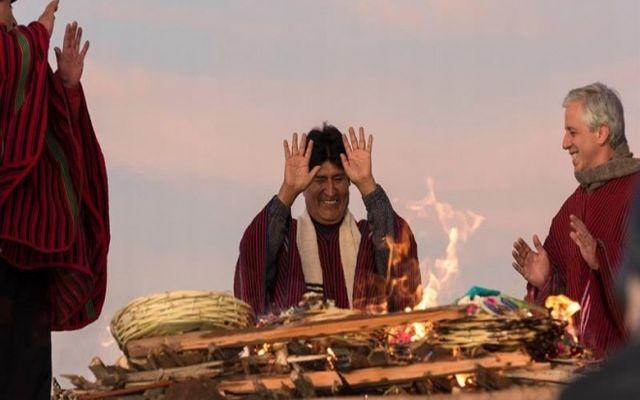 Los diez años que cambiaron a Bolivia