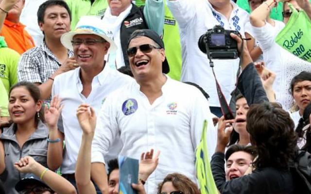 Rafael Correa y su década ganada (por Alfredo Serrano Mancilla)