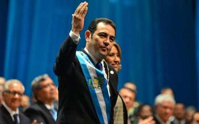 Jimmy Morales y los problemas de Guatemala… ¿o los de Estados Unidos?