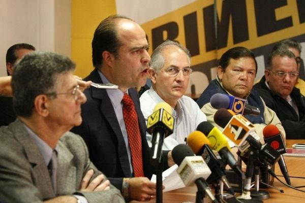 Informe Radiografía de la MUD: análisis sobre la oposición venezolana