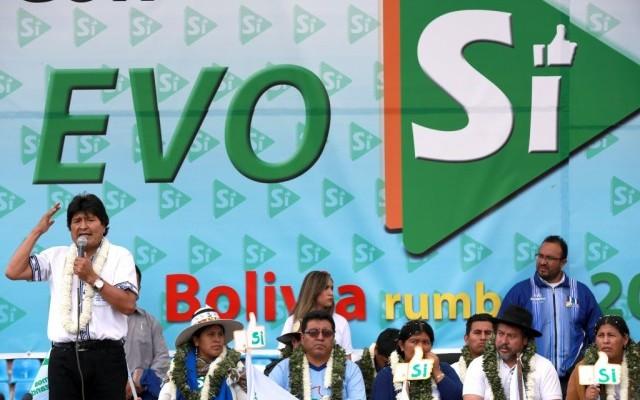 Bolivia a las urnas: el Referendo Constitucional y la reelección presidencial