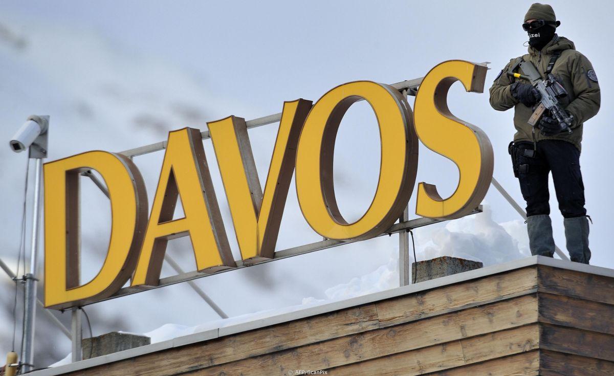 Davos, ¿el escenario de la hipocresía?