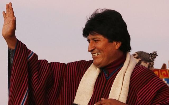 Evo y la nueva Bolivia