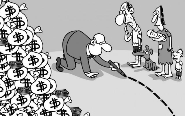 La economía mundial funciona mal