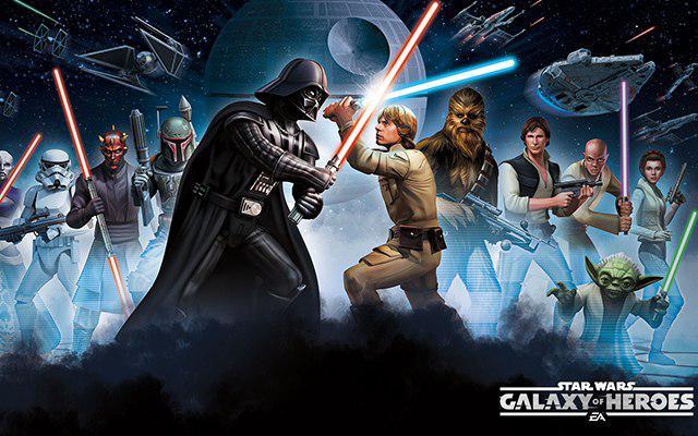 Star Wars. El Peronismo ajustado al tiempo