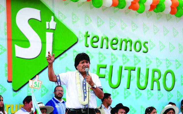 ¿Qué se juega Bolivia en el Referéndum del domingo?
