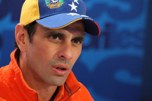 Henrique Capriles (Venezuela)