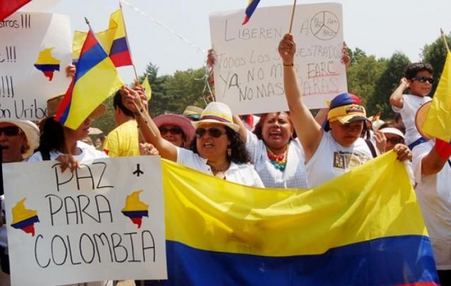 Colombia: Racontos de paz