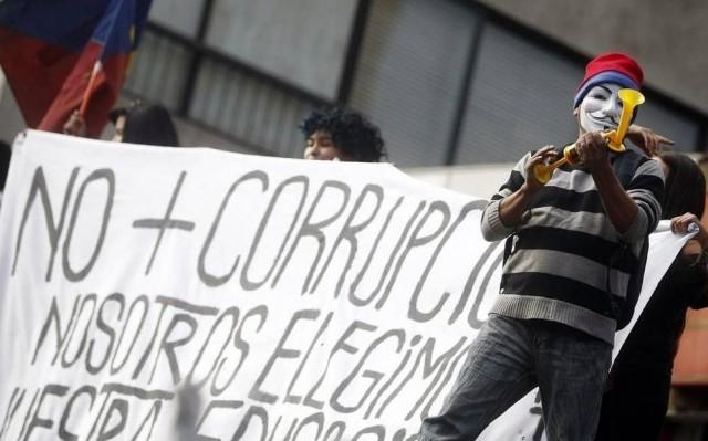 Resultado de imagen para chile corrupcion