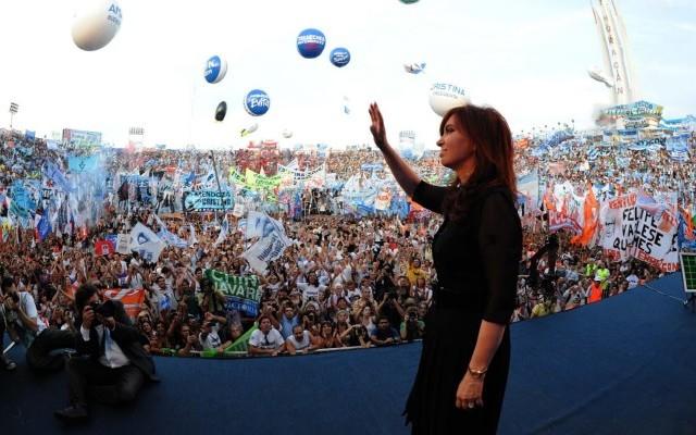Un día como hoy en Argentina