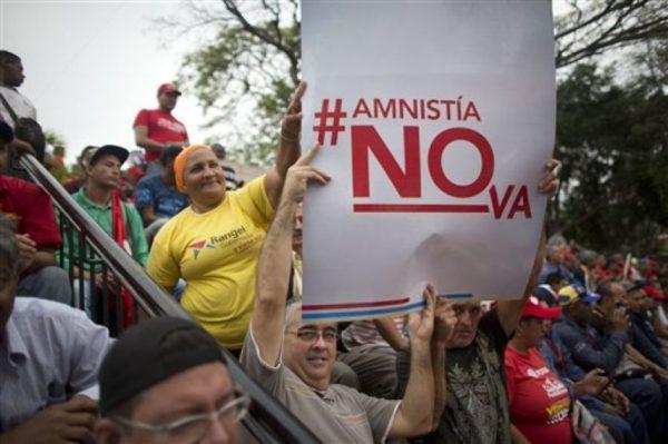 Cinco puntos para comprender la inconstitucionalidad de la Ley Amnistía y las acciones no democráticas de la oposición