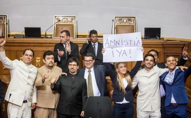 Venezuela: Ni amnesia, ni amnistía