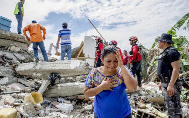 16A: El día que la Tierra tembló y el escenario político se sacudió
