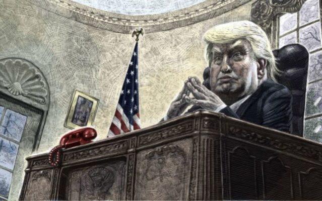 Trump: El temor outsider